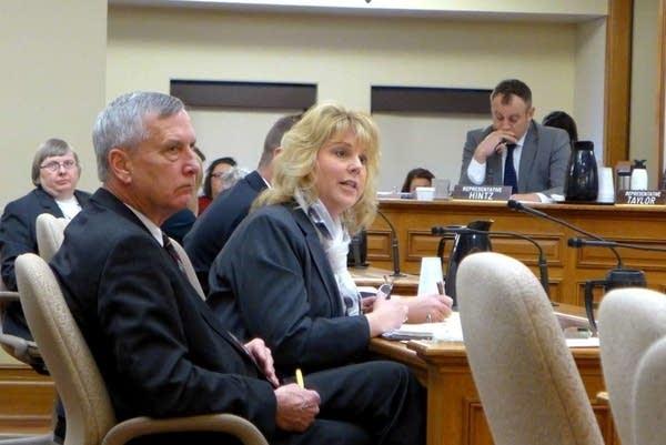 Cathy Stepp, the new EPA regional administrator