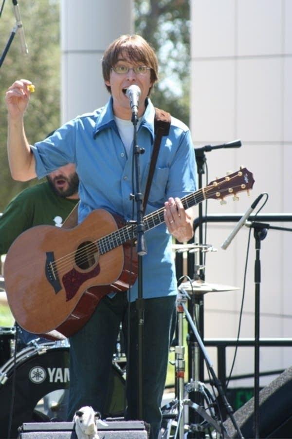 Roberts in concert