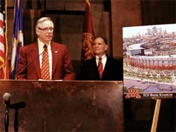 Unveiling the stadium plan