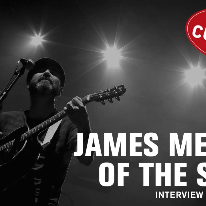 James Mercer of the Shins - interview graphic
