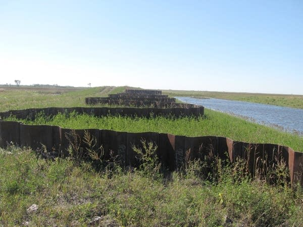 Spillway project