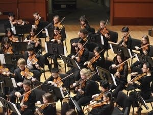 String Orchestra of Minnesota Youth Symphonies