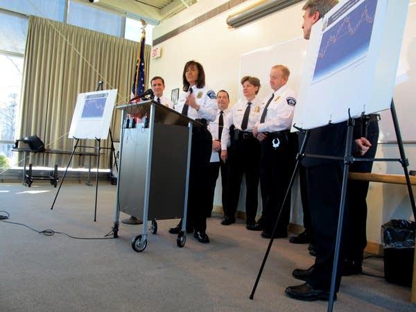 Minneapolis crime stats