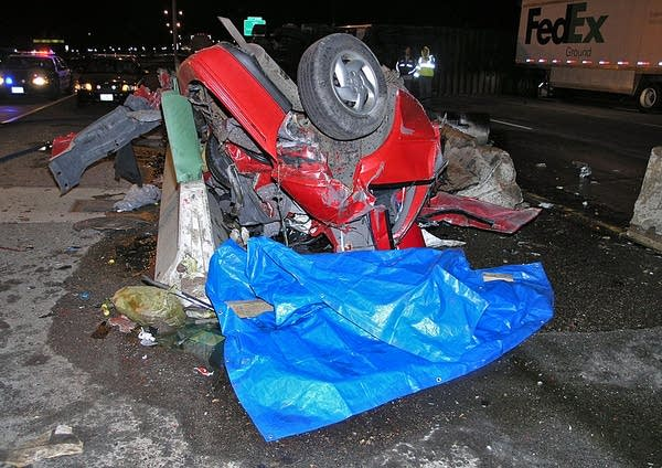 Man convicted of fatal DWI involved in another crash | MPR News