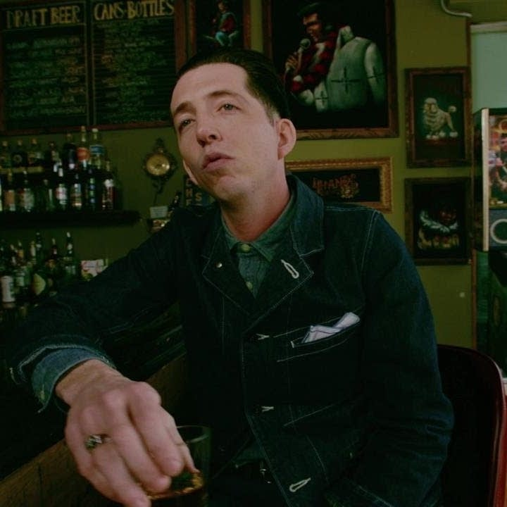 Pokey LaFarge's video for 'Must Be a Reason'