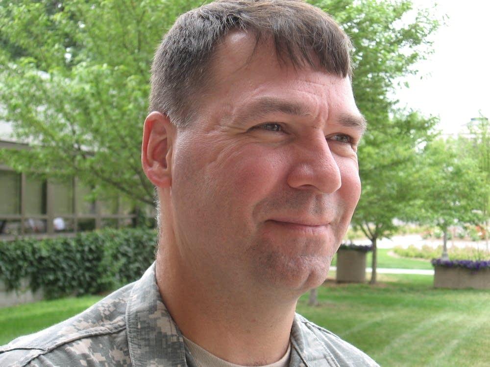 Lt. Col. Tim Kamenar