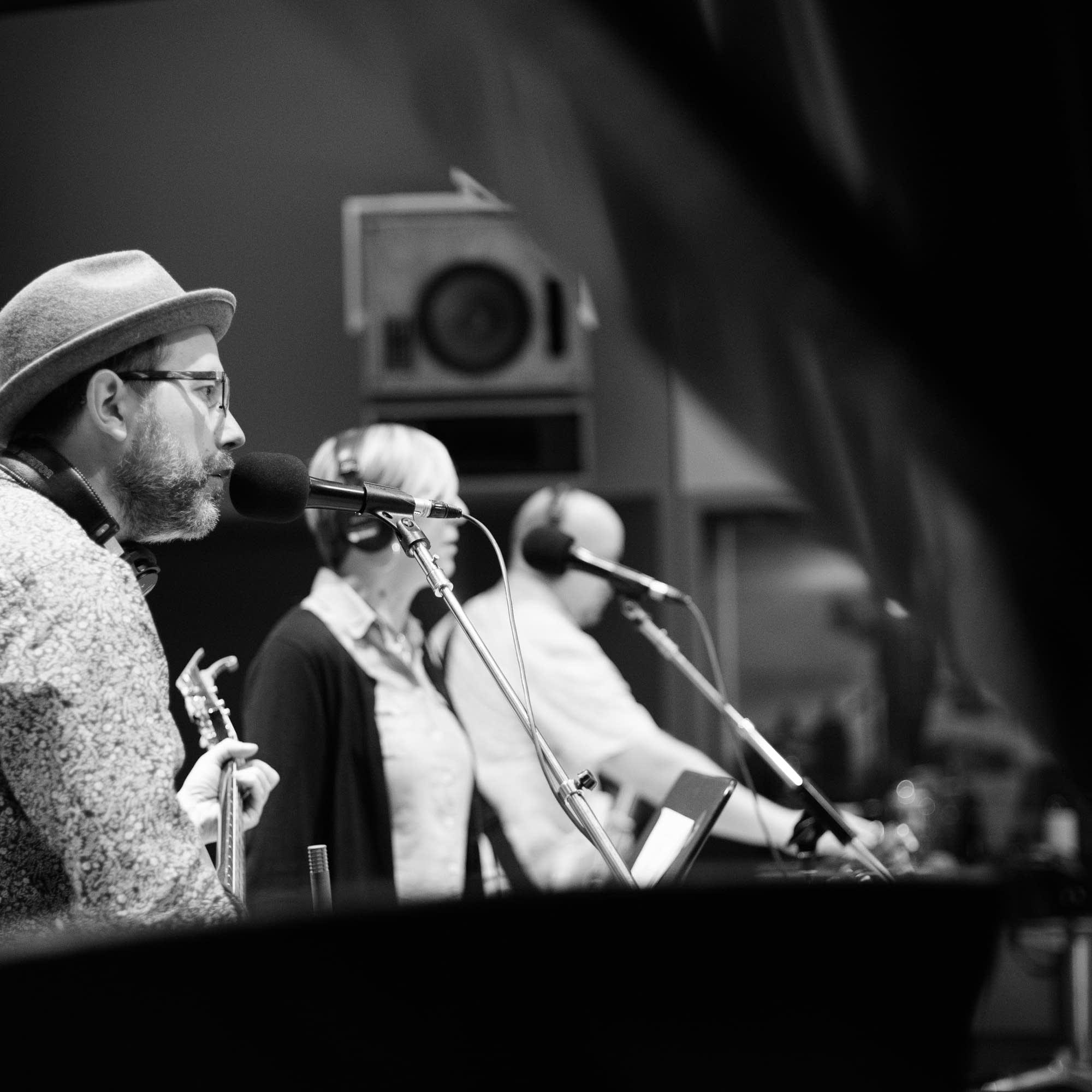 Erik Brandt and the Urban Hillbilly Quartet at Radio Heartland