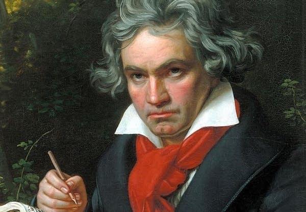 Beethoven, 1820