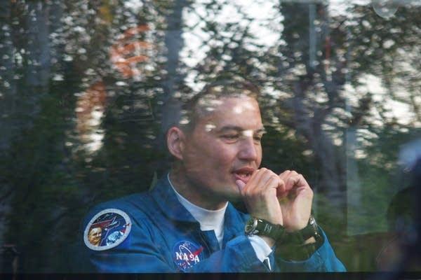 Astronaut Dr. Kjell Lindgren