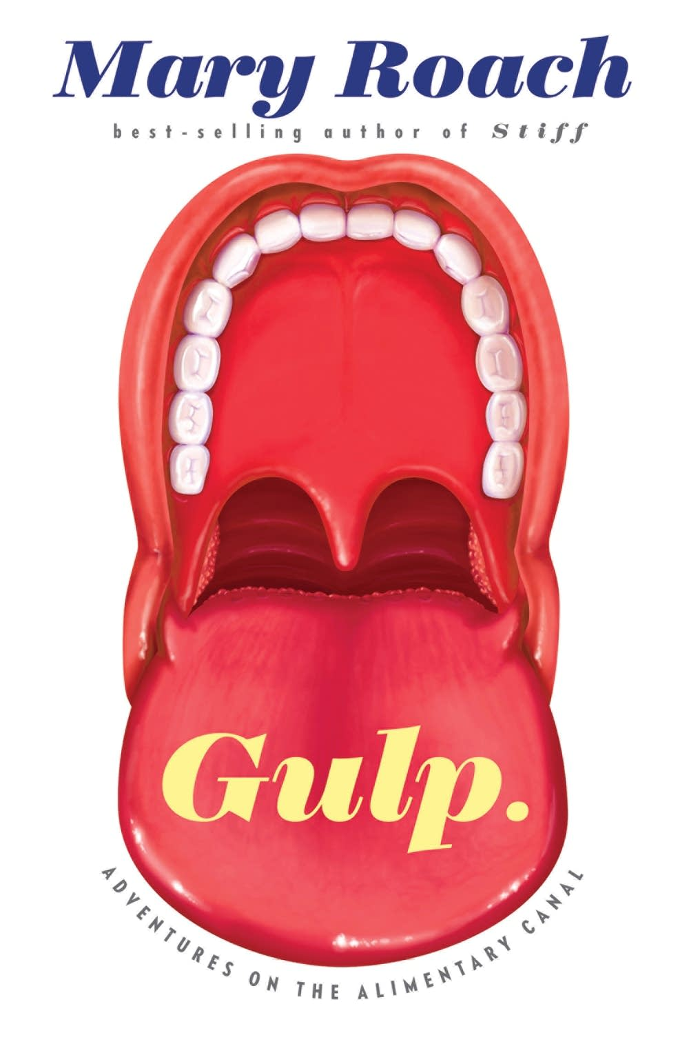 'Gulp' by Mary Roach