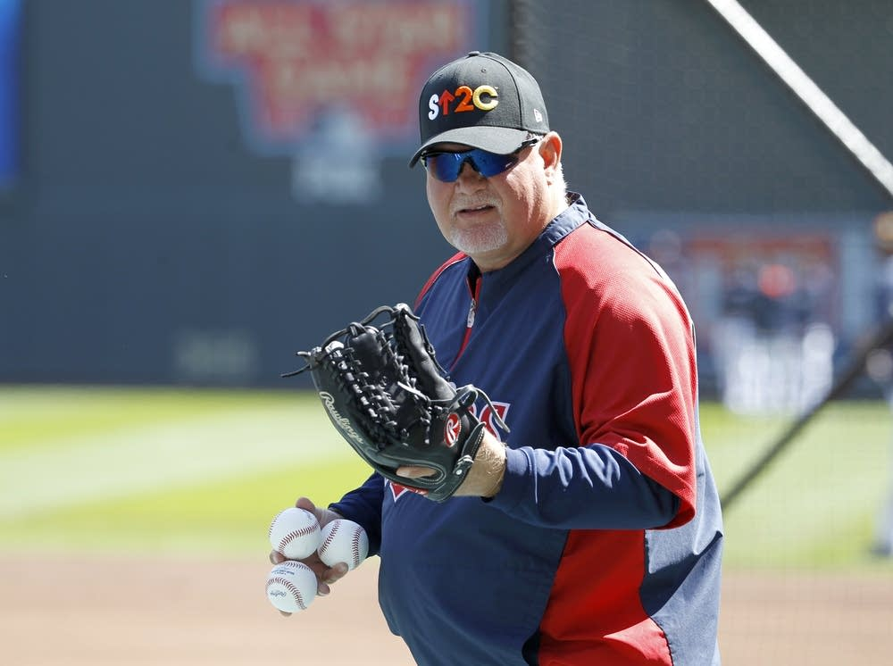Twins Manager Ron Gardenhire