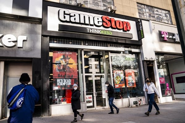Congress GameStop Mania