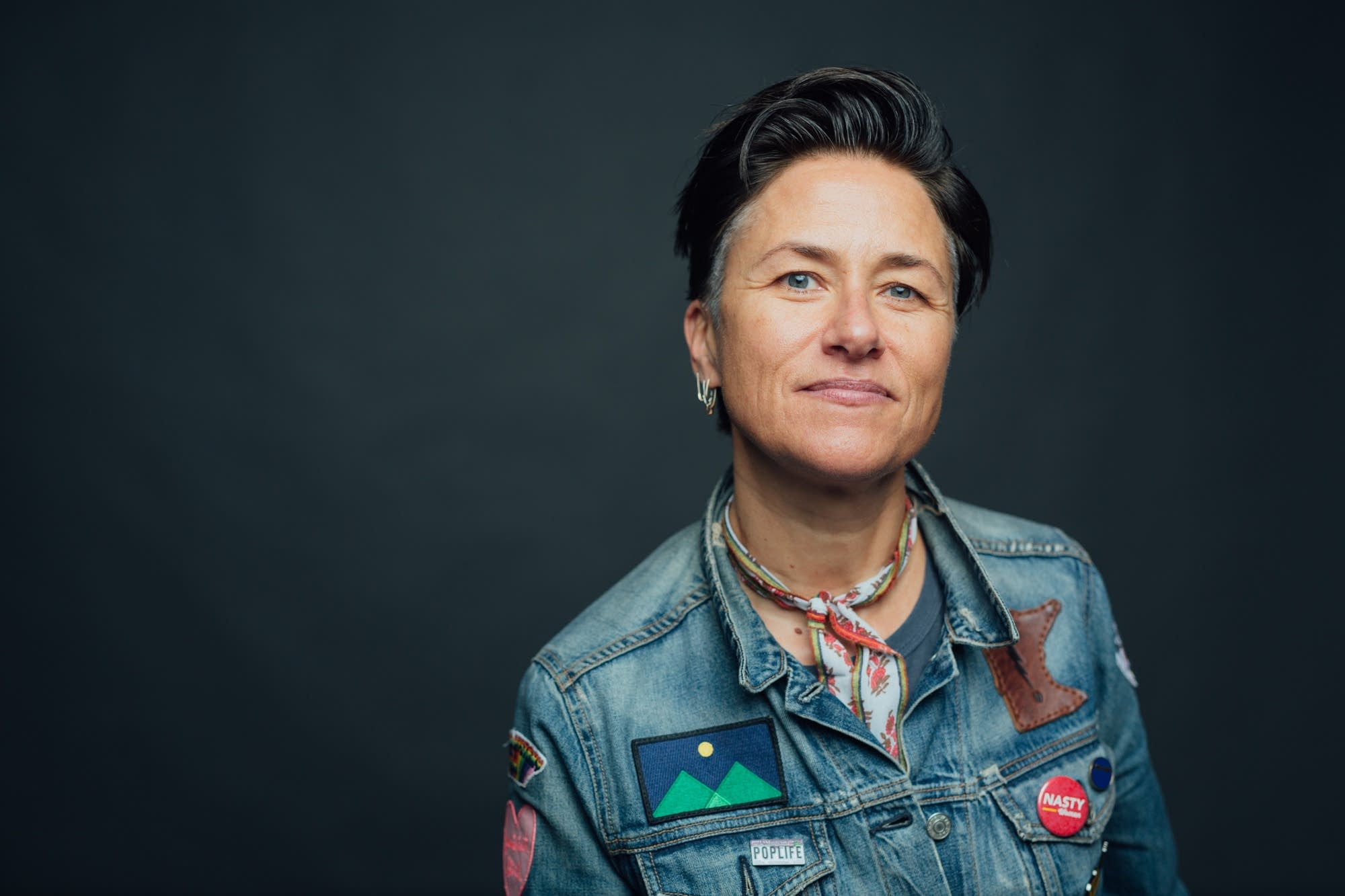 Tina Schlieske at The Current.