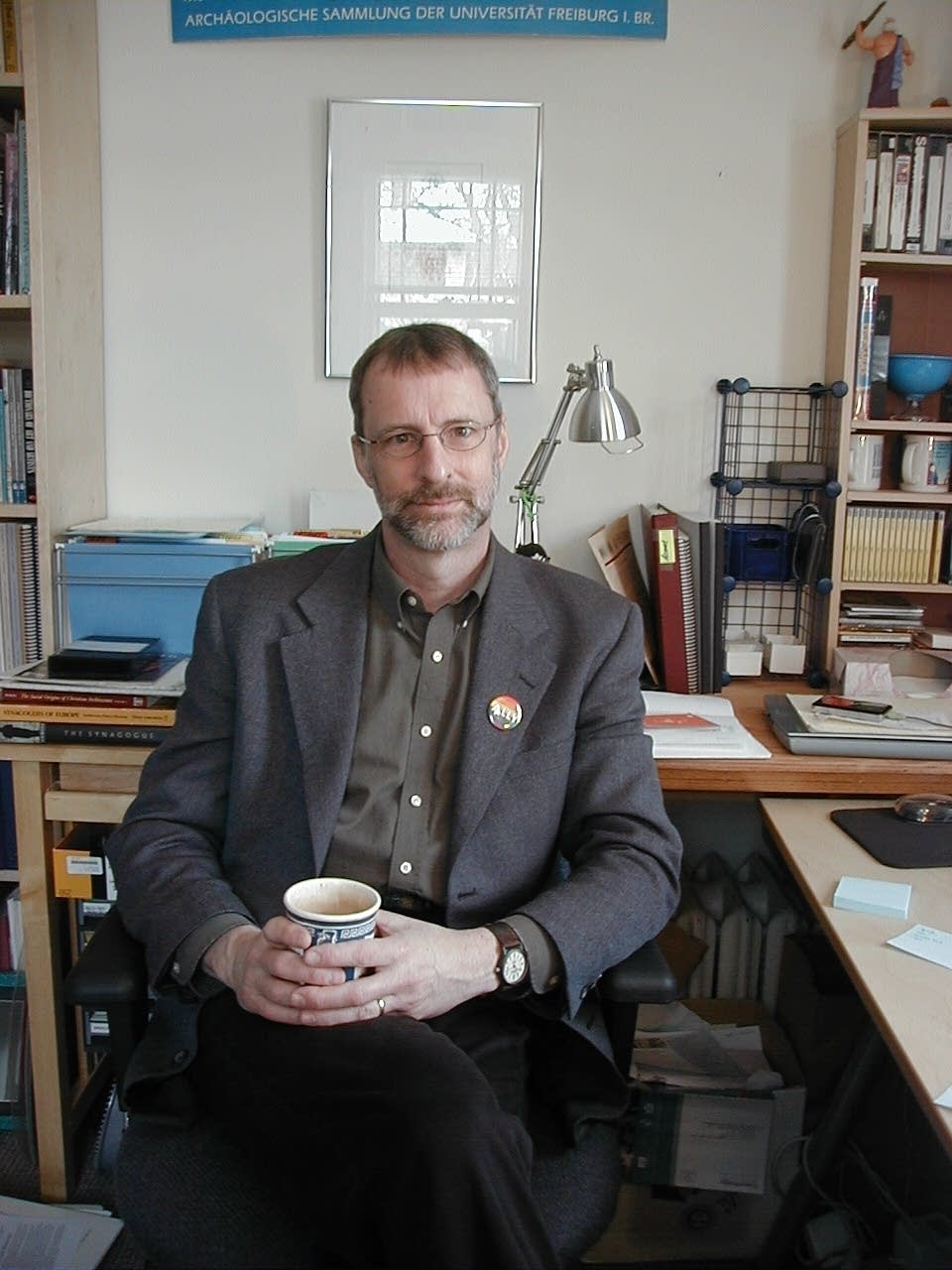 Professor Stansbury O'Donnell