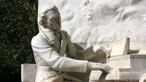 Frederic Chopin was a Polish composer and pianist.