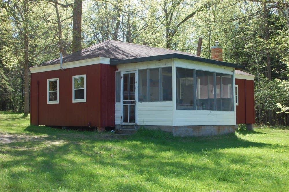 Idlewild cabin