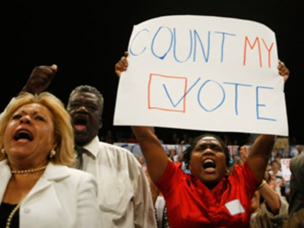 Women have fought for the right to vote