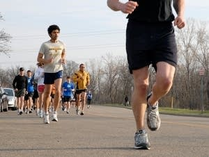 Training for the Minneapolis Marathon
