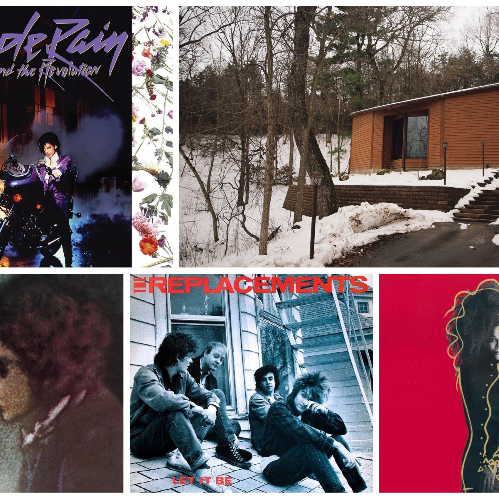 Minnesota albums and locations.
