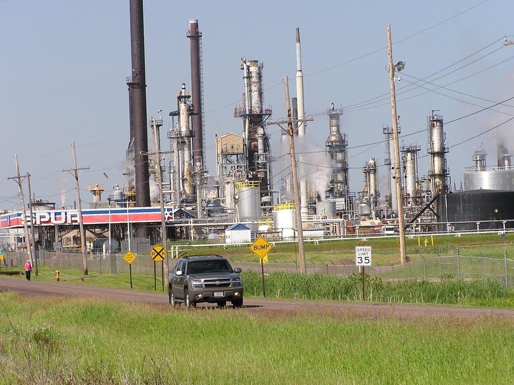 Murphy Oil Refinery