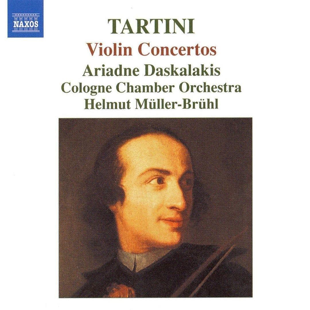 Daily Download: Giuseppe Tartini - Violin Concerto in E, D. 50: I. Allegro