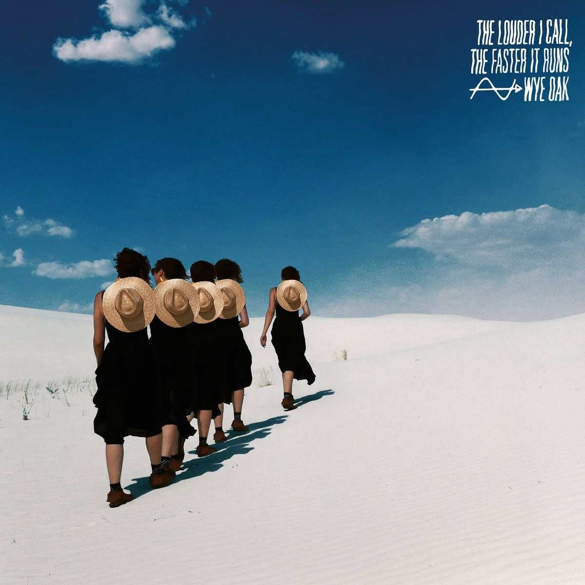 Wye Oak, 'The Louder I Call, The Faster It Runs'