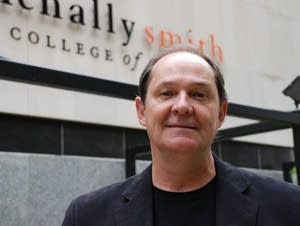 Harry Chalmiers, president of McNally-Smith.