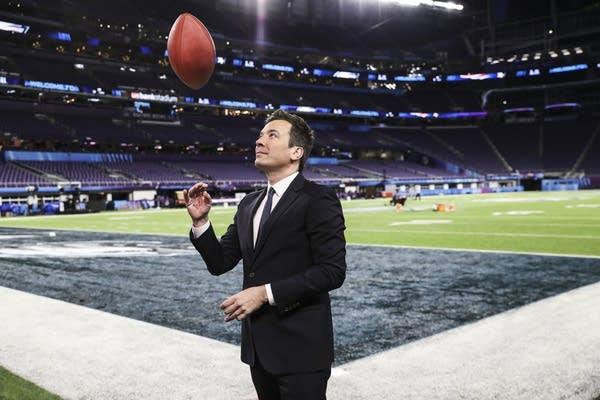 'The Tonight Show Starring Jimmy Fallon' in Minneapolis