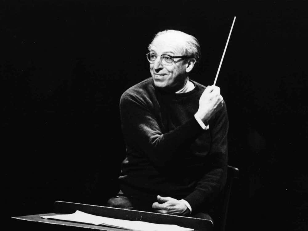 Image result for aaron copland photos