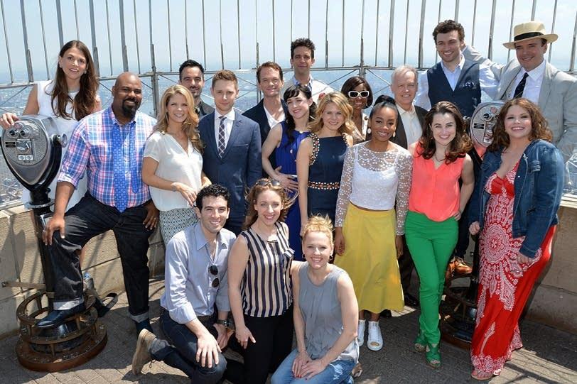 Empire State Building Hosts 2014 Tony Award Nomine