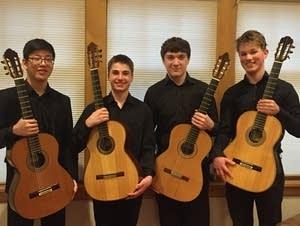 MacPhail Guitar Quartet