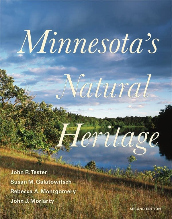 Minnesota's Natural Heritage, second edition book cover