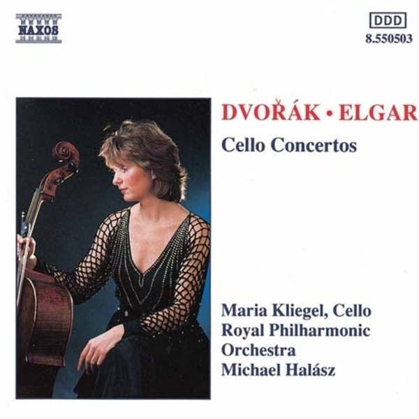 Antonin Dvorak - Cello Concerto: I. Allegro