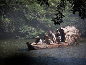 """The Lost City of Z"""