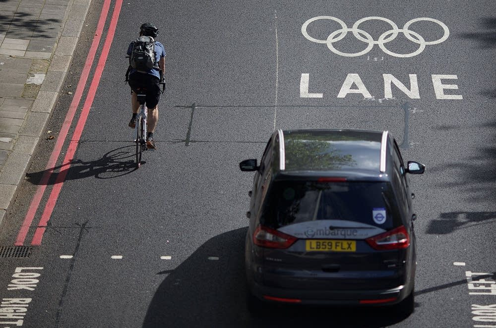 Olympic lanes