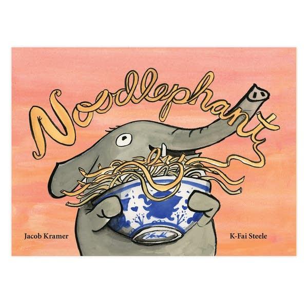 Noodlephant by Jacob Kramer