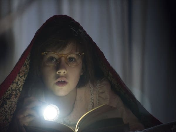 A scene from 'The BFG' film