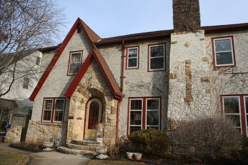 Olson's house