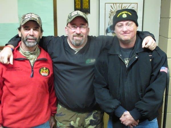 Veterans helping veterans