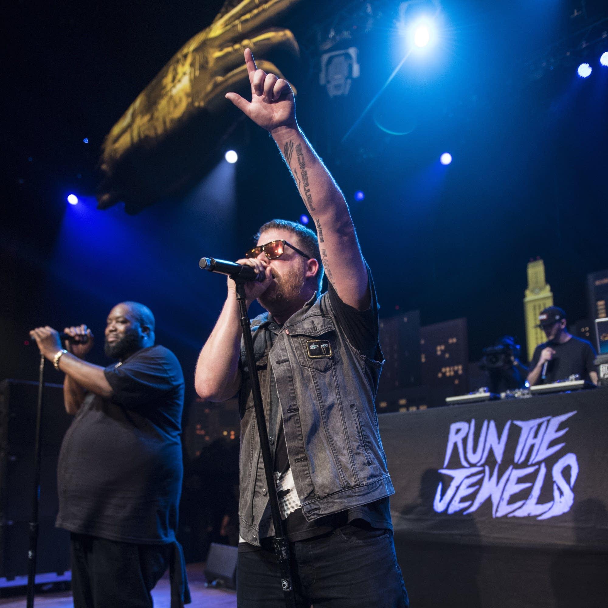 Run the Jewels on 'Austin City Limits'
