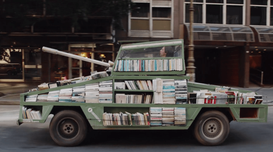 'A Weapon of Mass Instruction'