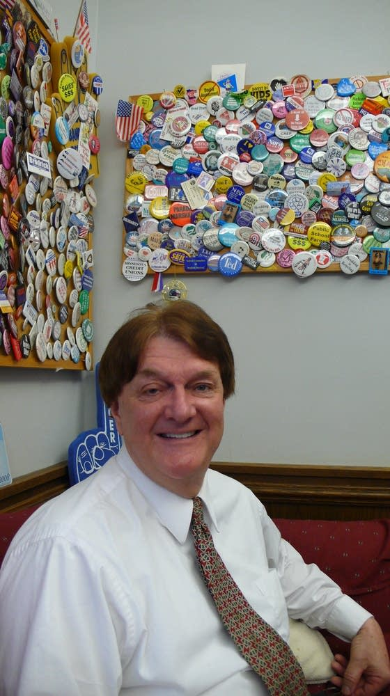Chuck Wiger D-Maplewood, opposes payday loans