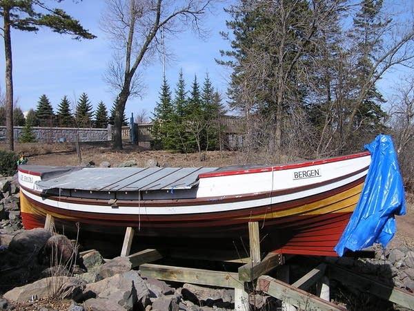 Leif Erikson Viking Ship
