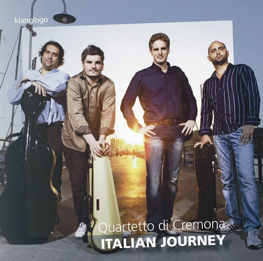 Quartetto di Cremona - Italian Journey