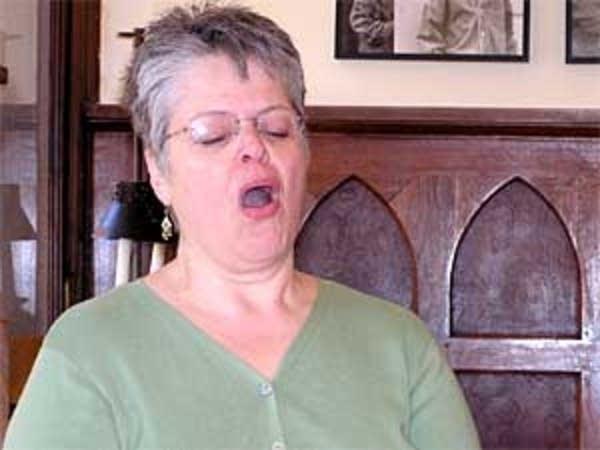 Soprano Janet Gotschall Fried
