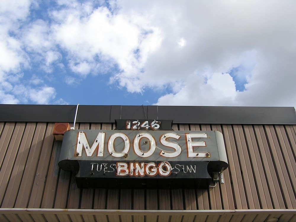 Moose Lodge in Brainerd