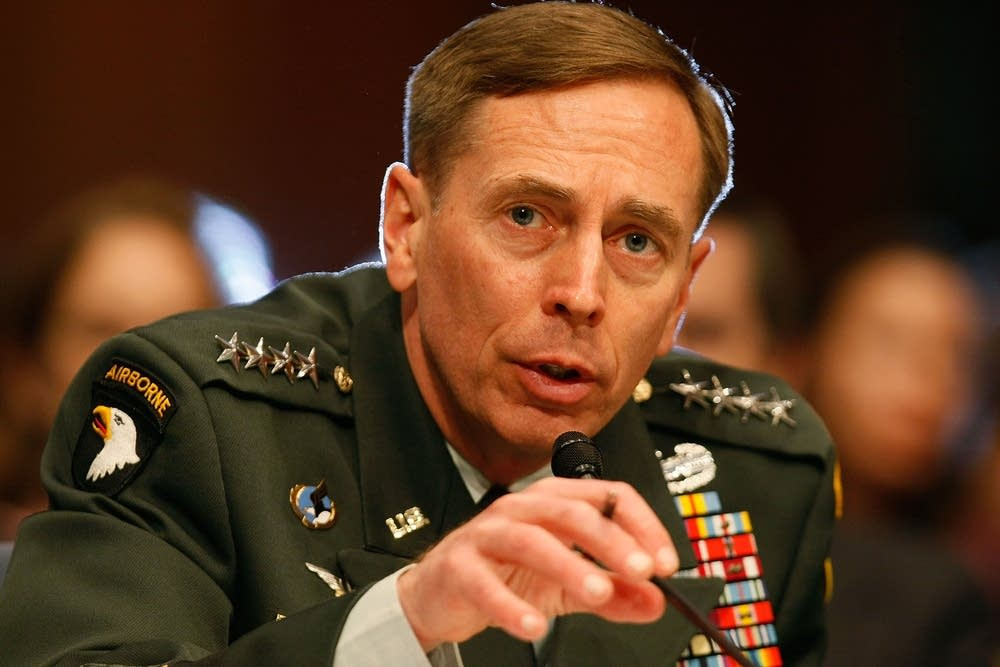 Petraeus testifies