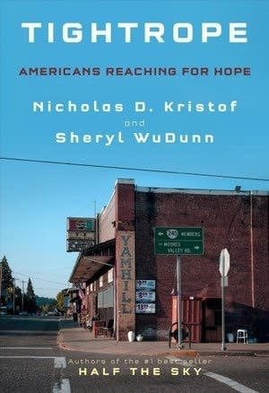 'Tightrope' by Nicholas D. Kristof and Sheryl WuDunn.