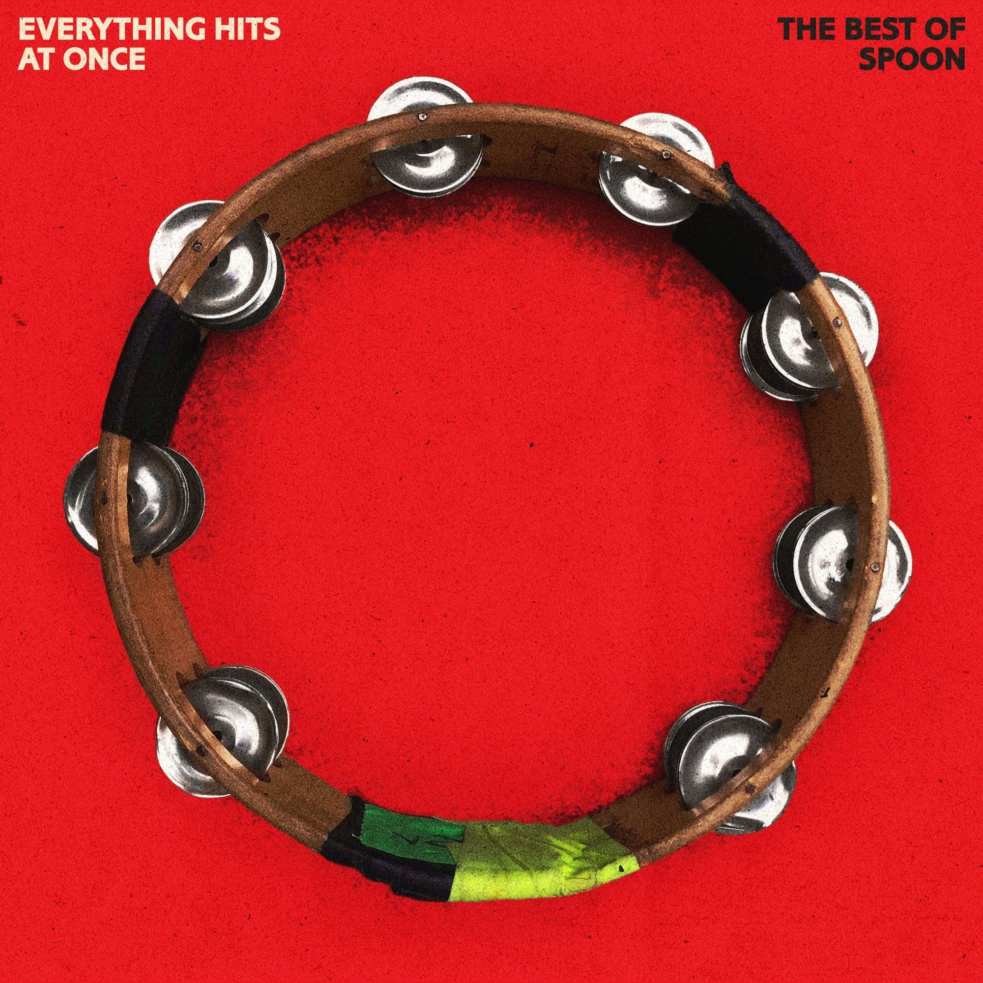 Spoon, 'Everything Hits At Once: The Best of Spoon'