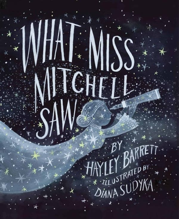 Julie's Library: What Miss Mitchell Saw